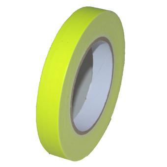 Gaffer Tape Neon (fluoreszierend) 19mm x 25m, gelb