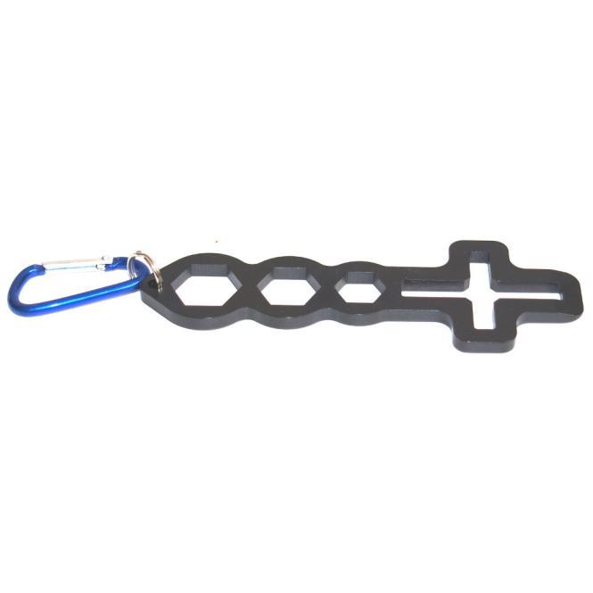 Flügelmuttern Schlüssel WS-140