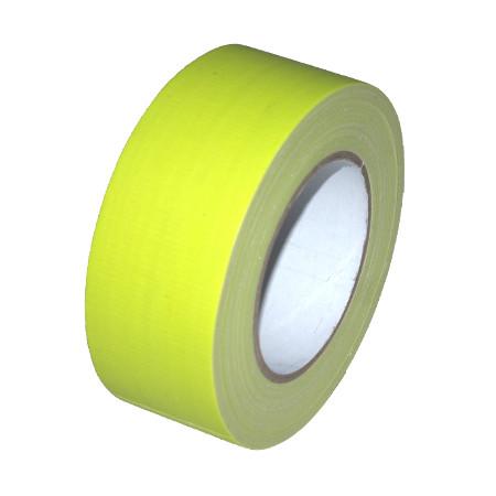 Gaffer Tape Neon (fluoreszierend) 50mm x 25m, gelb